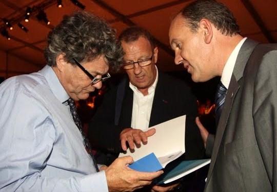 Rencontre Jean-Louis Borloo 2009