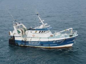 Bateau La Fregate III